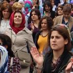 [Diyarbakir] Manif de femmes contre la police
