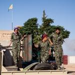 2 jours à Kobanê avec les camarades des YPJ/YPG