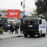 25 000 flics pour empêcher le 1er mai à Istanbul: cela n'a pas suffit!