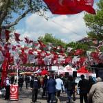 Les fachos s'exhibent à Istanbul avant les élections