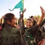 La réunification des deux cantons kurdes de Kobanê et Cizîrê, l'heure approche