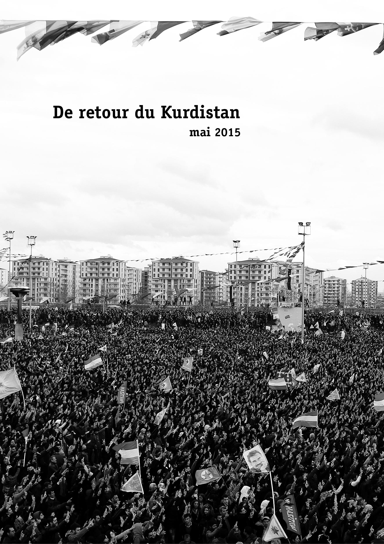 retour du kurdistan