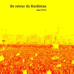 [Brochure] De retour du Kurdistan - mai 2015