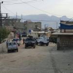 Des chars turcs entrent dans le centre de Silvan