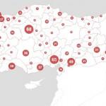 [Cartographie] Le patriarcat tue tous les jours en Turquie