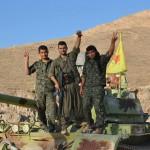 Interview d'un volontaire français dans les YPG
