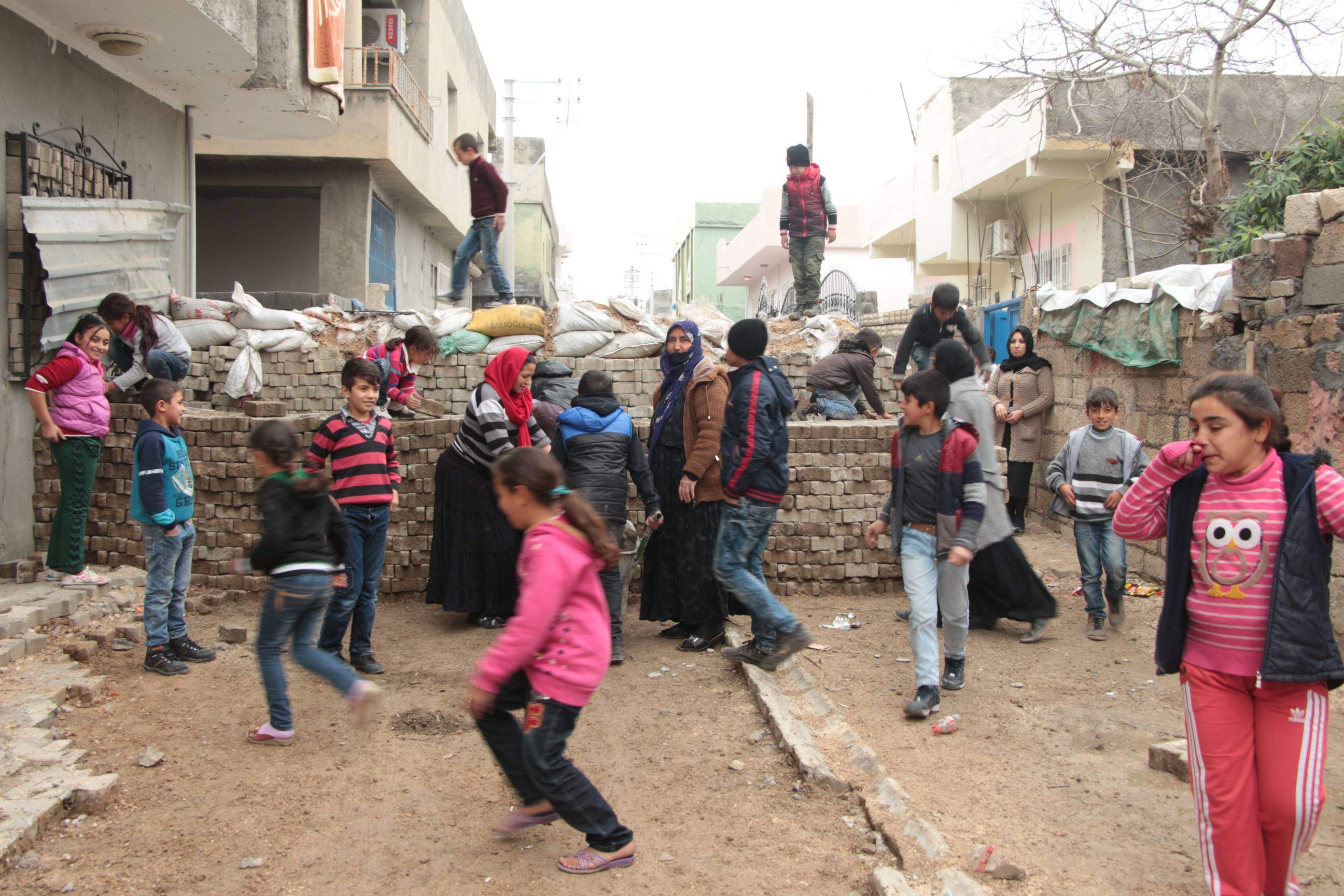 L'Etat turc mène une contre-révolution au Bakûr