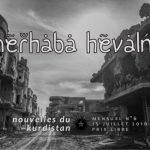 Merhaba Hevalno mensuel n°6 - juillet 2016