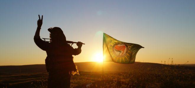 Entretien avec une camarade partie au Rojava