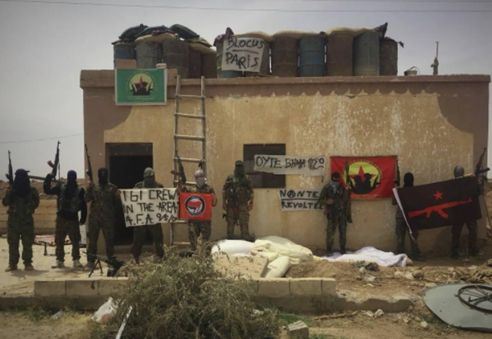 Guérilla anarchiste au Kurdistan : un entretien avec l'IRPGF
